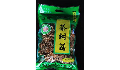 森都 山城品牌 茶树菇 200g 袋装